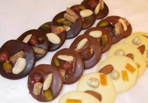 Chocolatier oise paques mendiants