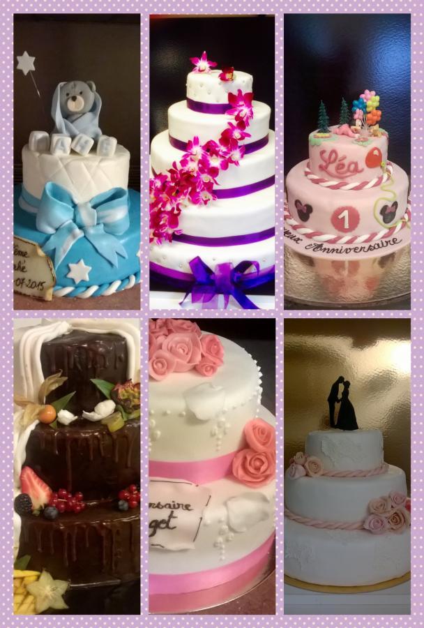Modèles wedding cake oise 60 pâtissier mariage