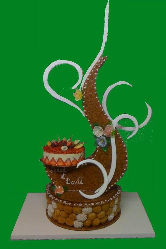 artisan pâtissier 60 présentoir gâteau d'anniversaire