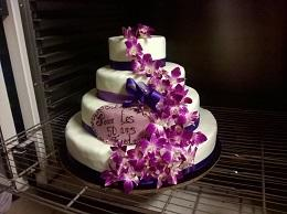 Wedding cake mariage fleurs oise 60 patisserie