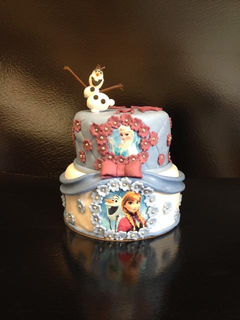 Wedding cake gâteau anniversaire décor en pâte à sucre pâtissier oise